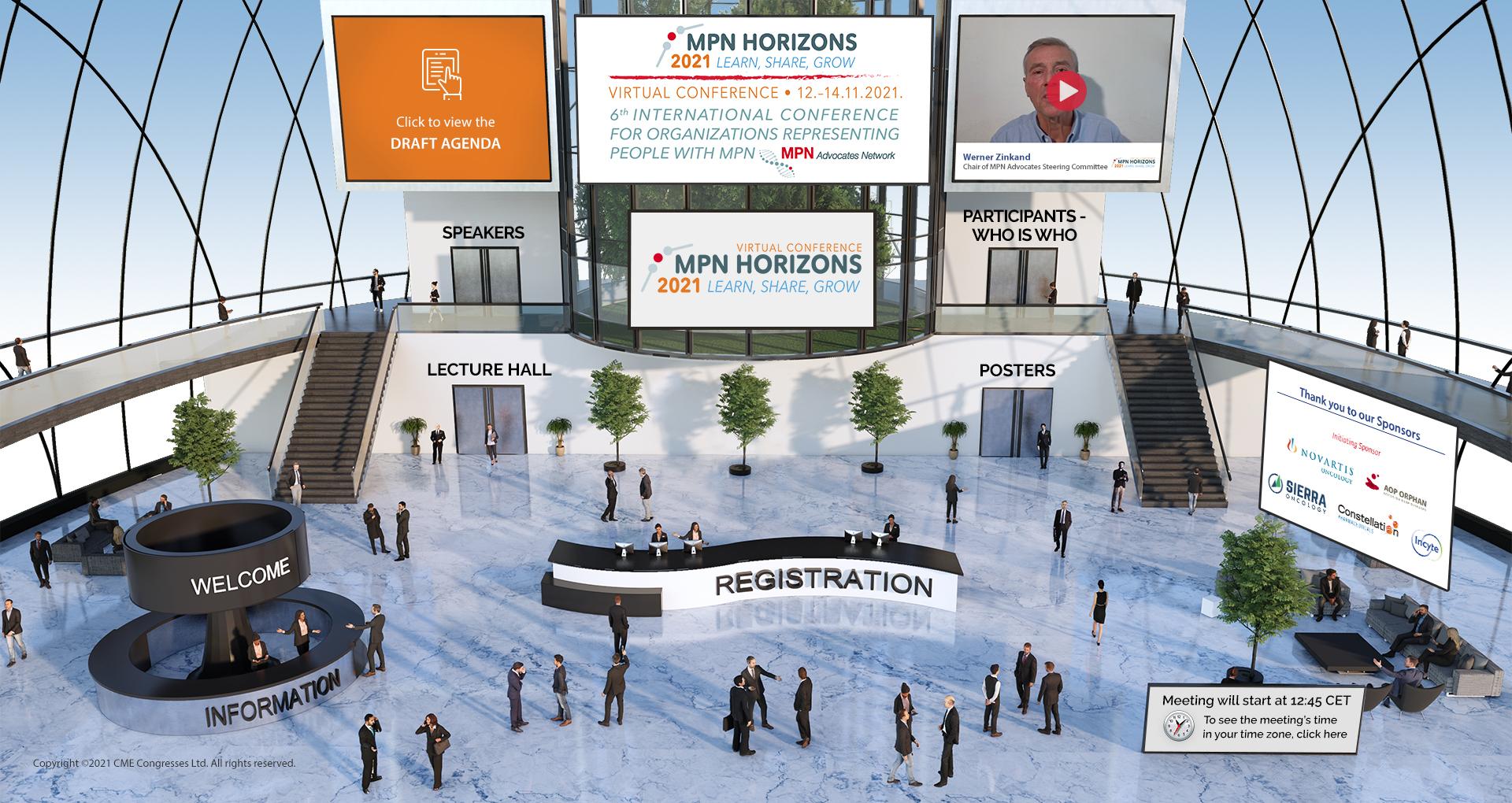 MPN Horizons 2021 Virtual Conference